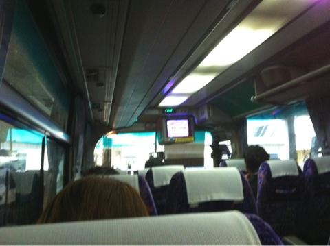 高松行きバス