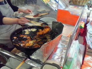 紅葉の天ぷら1